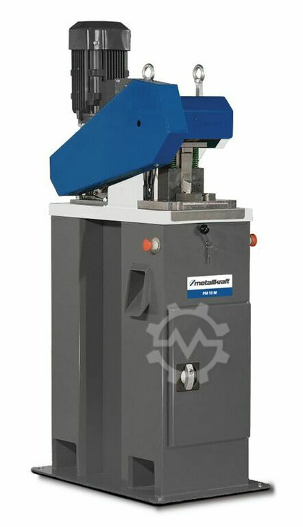 METALLKRAFT Stanzmaschine PM 10 M Artnr. 3818310