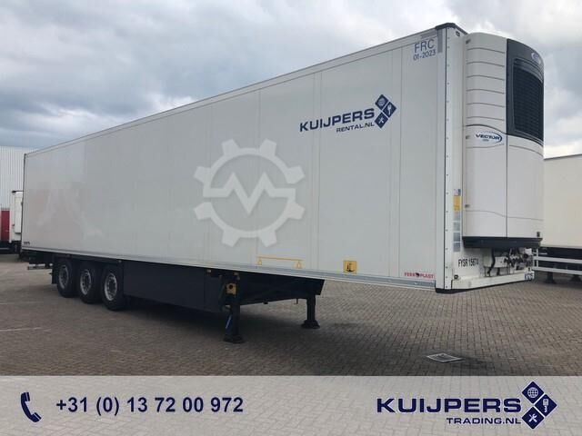 Schmitz Cargobull N/A 3as Disk / Carrier Reefer / Blumen Flowers / A