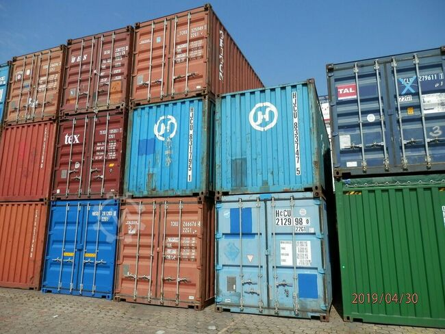 20-Fuß Seecontainer/ Lagercontainer