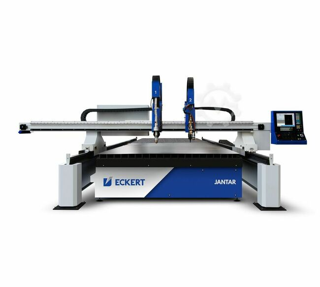 Eckert Cutting Technology Jantar