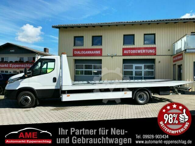 Iveco Daily 70C18 / 72 Schiebeplateau Tempomat LED DAB