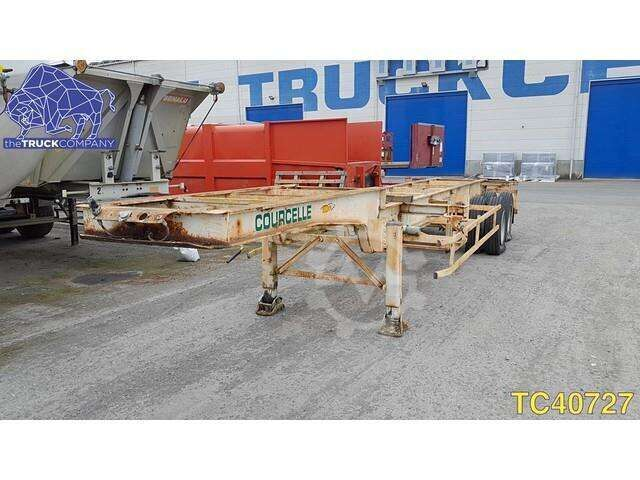 Sonstige/Other castera Container Transport