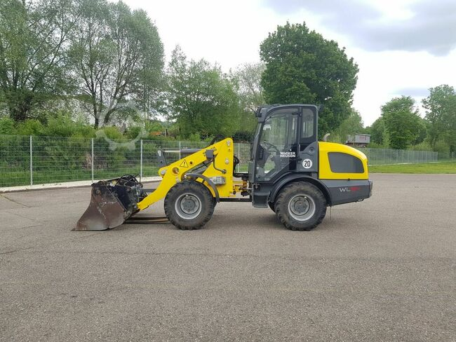 Wacker Neuson Weidemann  WL54 4070 no 44 48 50 52 60 70