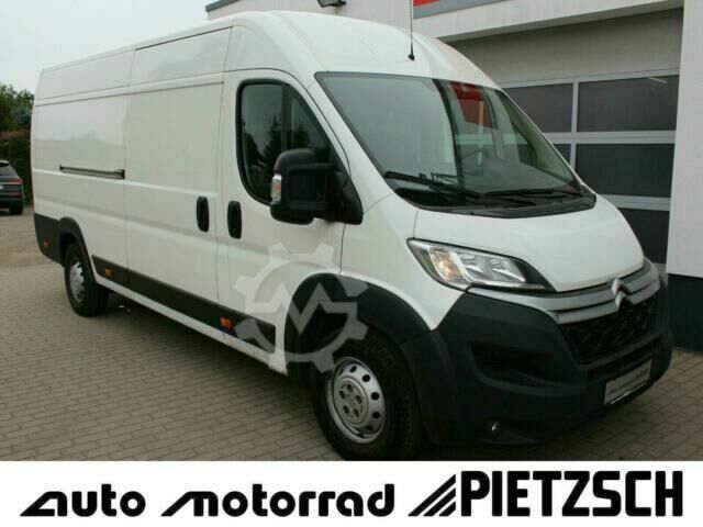 Citroen Jumper 35 L4H2 Business Heavy HDi 130 S/S Kamera