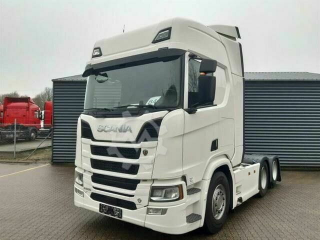 Scania R650 Stanklima Retarder / Leasing