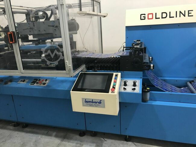 Lombardi Converting Machinery S.r.l. Lombardi Goldline 330