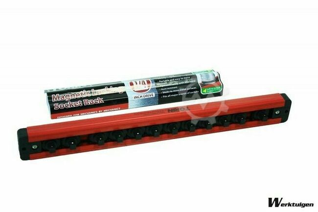 Trailer And Tools Magnetische dophouder 1/4 duims