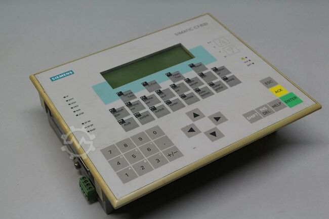 Siemens SIMATIC C7-633 DP