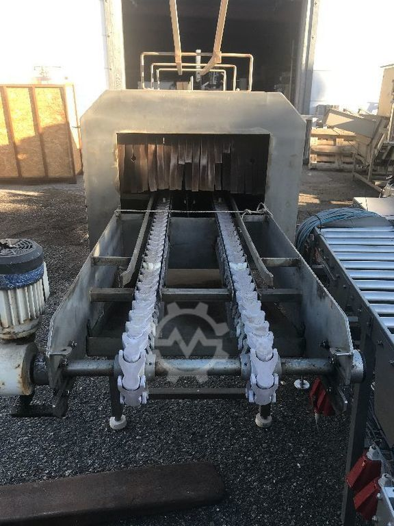Fomaco Crate Washer