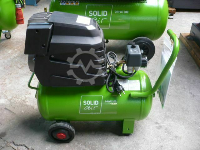SOLIDair / BOGE  Soliddrive 200