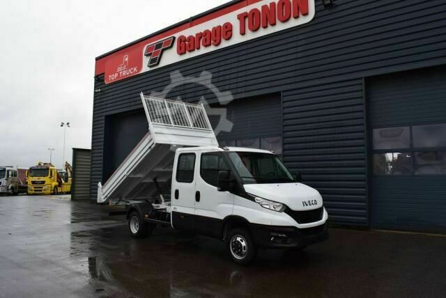 Iveco Daily 35C16 Double Cabine 6 Places