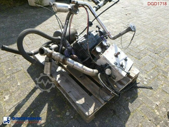 Gardner Denver Hydraulic compressor set X140