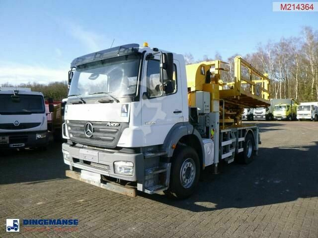 Mercedes-Benz Axor 1824 4x2 AMV manlift / work platform