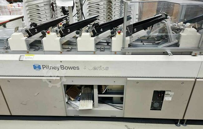 PITNEY BOWES 8 Series