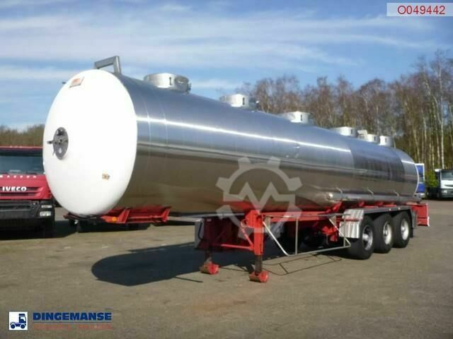 Sonstige/Other Magyar Chemical tank inox 31 m3 / 1 comp