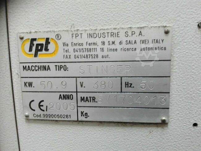 FPT Industrie STINGER