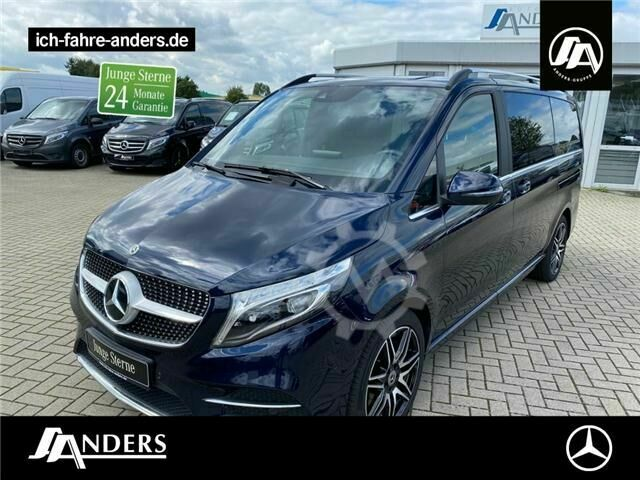 Mercedes-Benz V 300 d Edit. Avg. AMG*Distro.*LED*AHK*7 Sitzer*