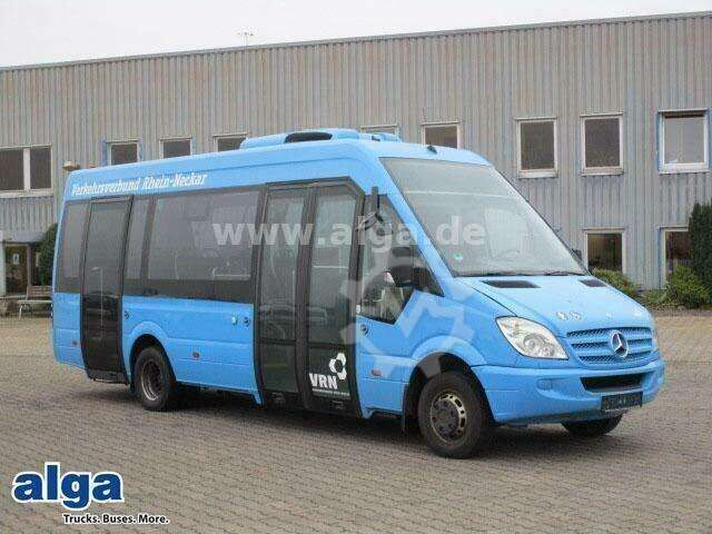 Mercedes-Benz Sprinter City 65, 515, Euro 4, Rampe