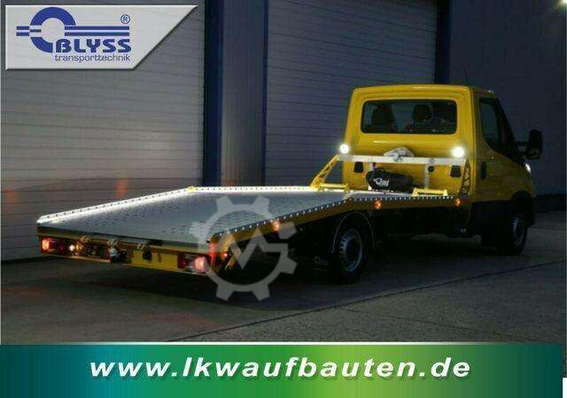 Iveco Daily Automatic,Alu Aufbau, Voll Luft