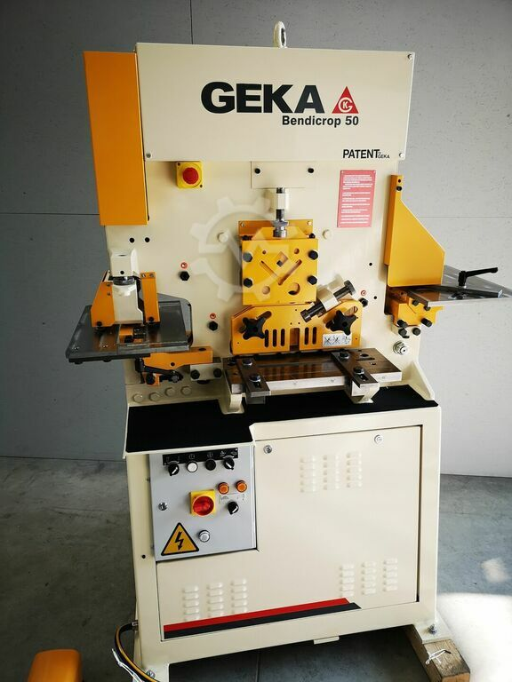 GEKA Bendicrop 50