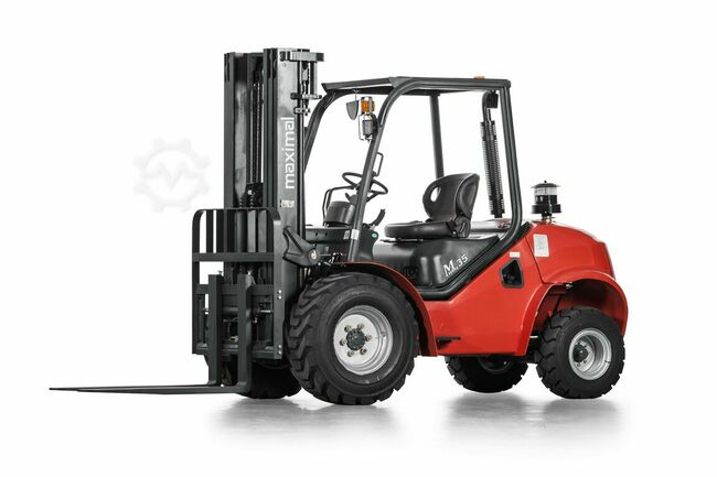 Hyster-Yale-Maximal 4x4 3.5 Ton M35