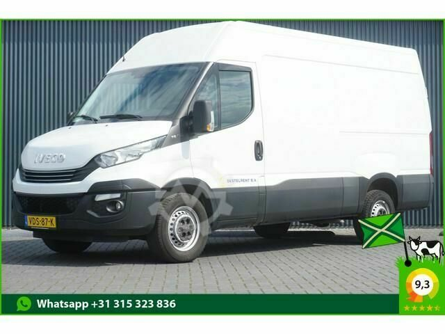 Iveco Daily 35S14V 2.3 135PK L2H2 Automaat 3500Kg Tr