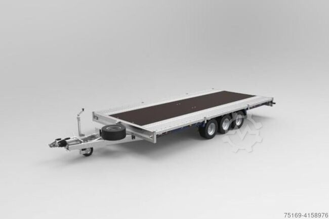 Brian James Trailers Cargo Connect Universalanhänger 475 6453, 5500 x