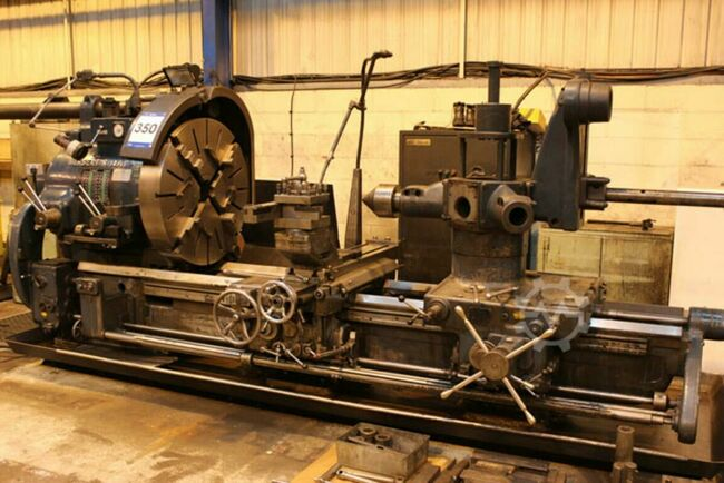 Herbert 14/45 Combination Turret Lathe