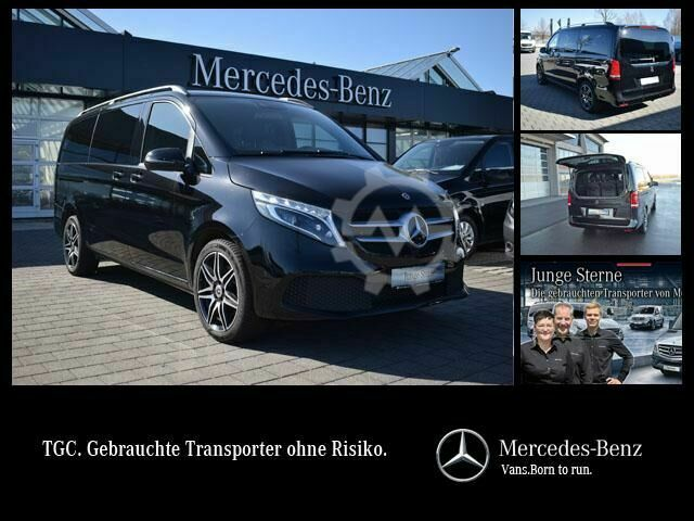 Mercedes-Benz V 250 EDITION Comand*Pano*DIS*LED*AHK*7 Sitzer