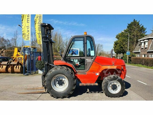 Manitou M 26-4 Turbo