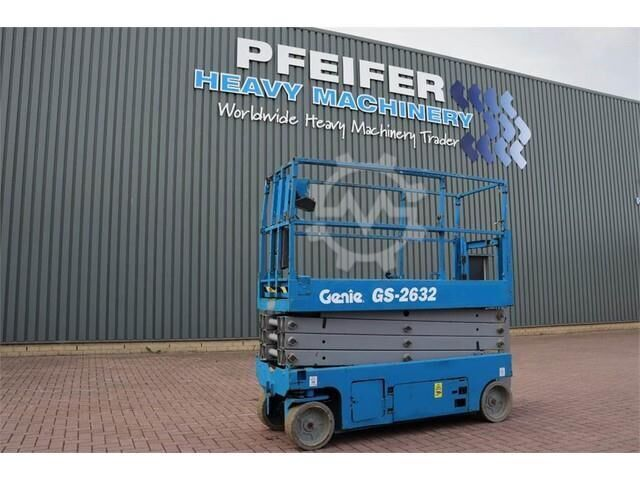 Sonstige/Other Genie GS2632 Electric, 10m Working Height, 227kg