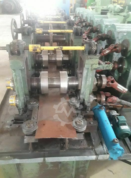 ROLLFORMING MACHINE No1