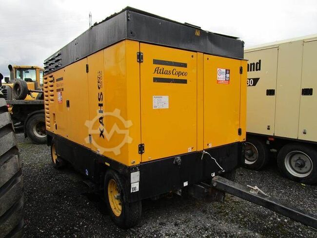 Atlas-Copco XAHS 426 Cd - N