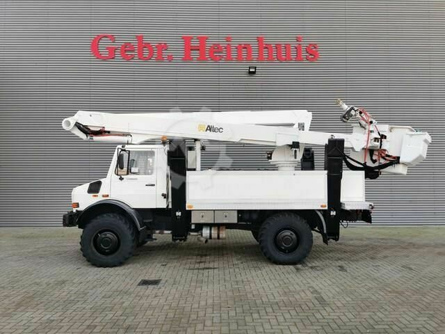 Sonstige/Other Unimog U5000 4x4 Altec TA60