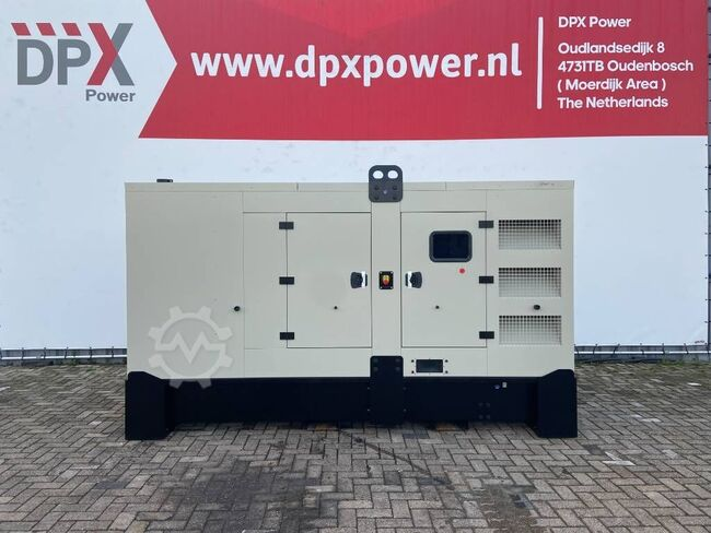 Volvo TAD881GE-SV - 220 kVA Stage V Genset - DPX-19027