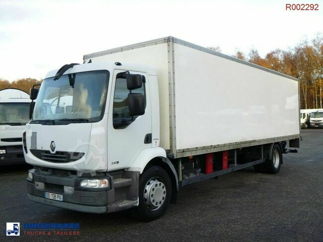 Renault Premium 240.18 dxi 4x2 closed box + taillift