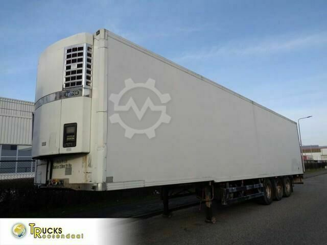 Sonstige/Other Gray and Adams GA12MR 3 Axle Thermo King