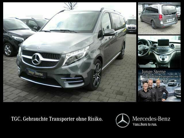 Mercedes-Benz V 300 Edition AMG 4x4 Comand*Cam*LED*AHK*Tisch