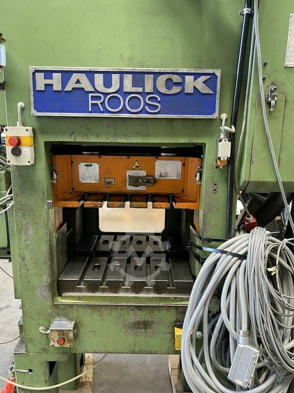 HAULICK & ROOS RVD 32 - 540 HS