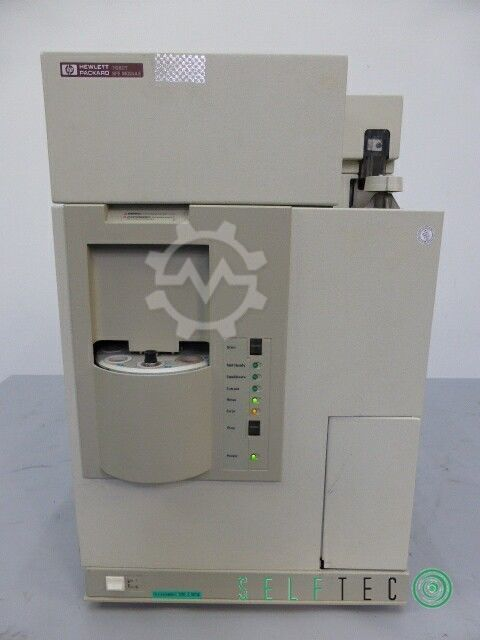 Hewlett Packard Supercritical Fluid Extractor 7680T