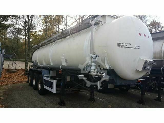 Burg TANK Vocol 22500 Liter ACID Coated