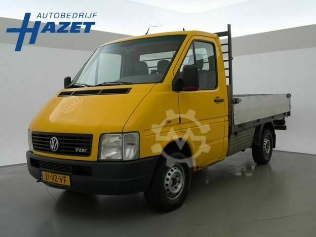 VW LT 35 2.5 TDI PICK UP OPEN LAADBAK