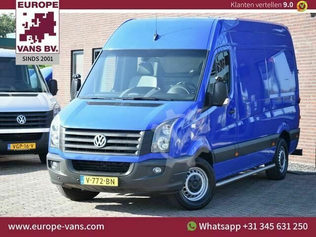 VW Crafter 35 2.0 TDI L2H2 BM Airco/Cruise 12 2016