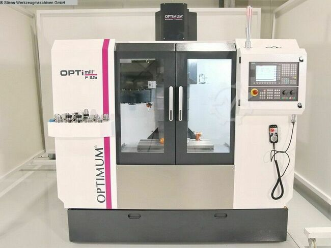 OPTIMUM OPTImill F 105 CNC