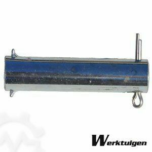 Trailer And Tools As 90 mm voor neuswiel