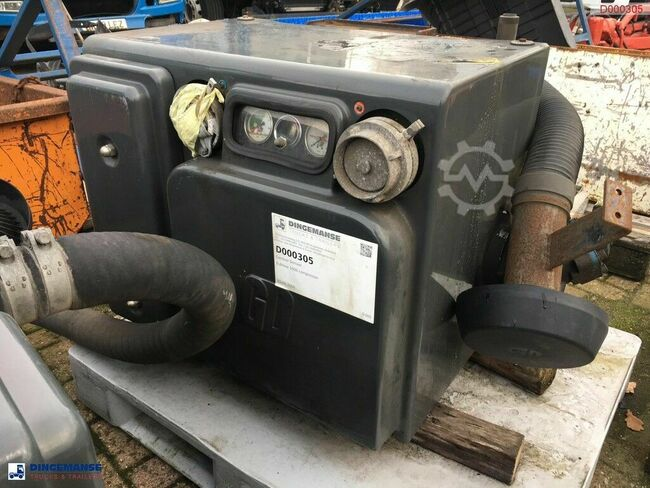 Gardner Denver Bulkline 1000 compressor 2.5 bar