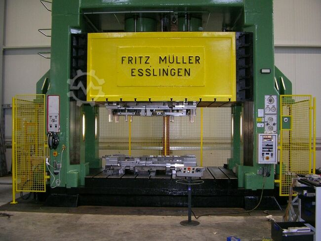 MÜLLER 1000to  ZE 1001/800 32.2.1