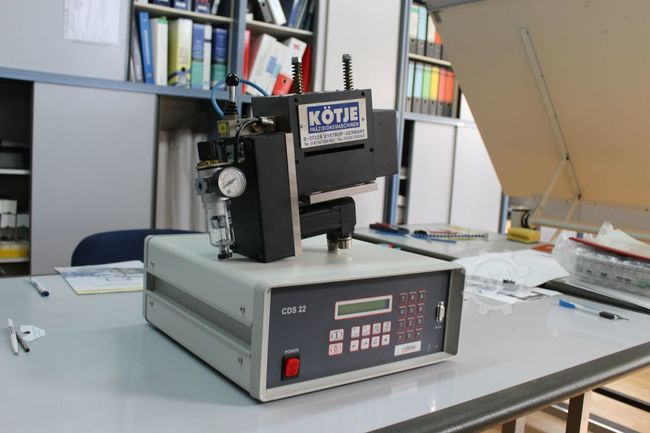 Koetje engineering GmbH EWV-30-100-S