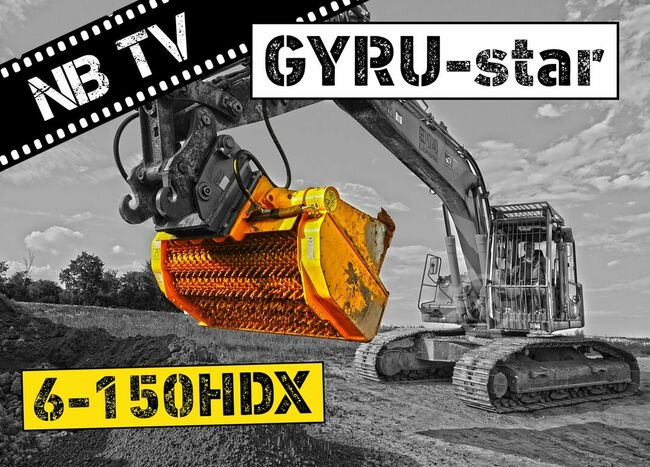 GYRUStar 6-150HDX | 16,0 - 20,0 to