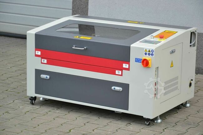 CORMAK LC6040C 80 RECI Co2 NEW MODEL!